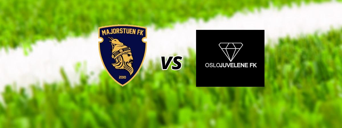 Majorstuen FK - Oslojuvelene